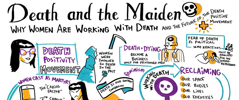 Death and the Maiden illustration
